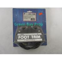 HT-1-DP TH Marine Boat Kicker Foot Operated Trim Control