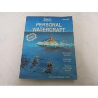 Personal Watercraft Volume II Repair Shop Service Manual Bombardier Sea-Doo thru 1991