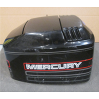 822360A14 Mercury Mariner 75 90HP 3 Cyl. Outboard Top Cowl Motor Cover Hood