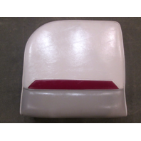 1994 Four Winns Freedom 170 Boat Starboard Rear Jump Seat Cushion Red White Gray