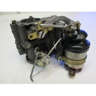 386853 Evinrude Johnson Outboard Carburetor 1976 35Hp 0386853 & Solenoid 0385554