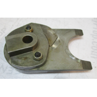 52-807375A1 Shift Yoke & Cam Mercrusier Bravo III 12719A5