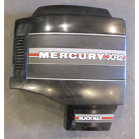7620A21 Mercury Black Max V-135 V-150 XR2 Port Left Engine Cowling Motor Cover