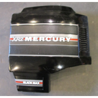 7619A4 Mercury Black Max V-135 V-150 XR2 STBD Right Engine Cowling Motor Cover