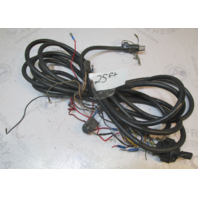 Mercury Mariner Outboard 25 ft Engine to Dash Key Switch Wire Harness 8 Pin Plug