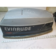 OMC Top Cowl Motor Cover Hood Johnson Evinrude 40 HP VRO Outboard