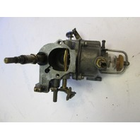378139 Vintage 1960 Johnson QD-21S Carburetor Assembly 10HP