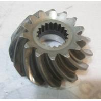 0325446 OMC Cobra Stern Drive Lower Unit V6 V8 14T Pinion Gear 0397683
