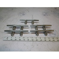"1993 Four Winns 190 Horizon 6"" Boat Cleat Stainless Steel (Set of 5)"