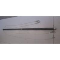 """6'9"""" Extended Ski Pole Tow Pylon 2"""""""