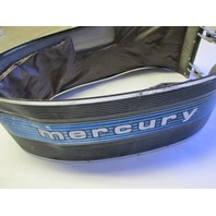 Mercury 500  Outboard Blue Metal Wrap Around Cowl 50 Hp