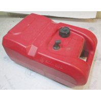 8806-2 Attwood Plastic Marine Boat Outboard Portable Red Gas Fuel Tank 6 Gallon