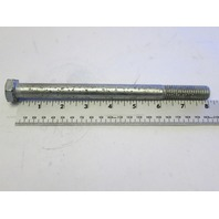 "5/8"" Diameter Hex Bolt Screw  2"" Partial Thread 15/16 with 11 Threads Per Inch"