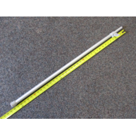 """Marine Boat Cover Support Pole 38""""-71"""" W/ Snap Style Tip & Rubber Cap"""
