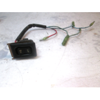18286A40 Mercury Outboard Bottom Cowl Trim Switch, Bezel & Retainer