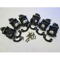 5004443 5004444 Evinrude FICHT Fuel Injectors 200 Hp Outboard 1998 - 2002