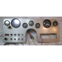 1987 Sea Ray Seville Instrument Dash Panel & Gauges