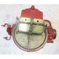 3857982 Volvo Penta SX GM 3.0L 4 Cylinder 2V Holley Carburetor 2 BBL 3857981