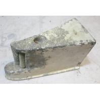 0312253 OMC Stringer Stern Drive 120-235 HP Lower Gearcase Rudder 1968-1972