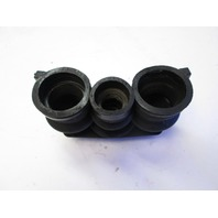 437223 0437223 OMC Evinrude Johnson Exhaust Relief Rubber Grommet & Insert