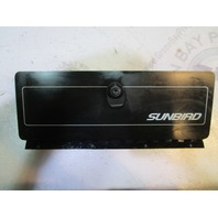 "1993 Sunbird Eurosport 190 Boat Dash Panel Glove Box Lid Cover 14 1/4"" x 5"""