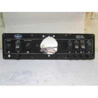 "1993 Sunbird Eurosport 190 Boat Dash Switch And Fuse Panel 18"" x 5"""