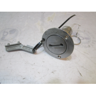Bayliner Maxum Boat Metal Gas Fuel Cap and Filler Neck