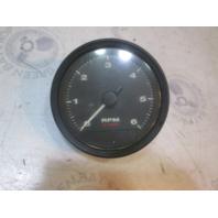 "1993 Maxum 1800XR 5"" Faria 0-6000 RPM Outboard Tachometer"