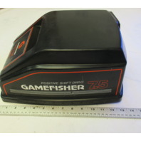 Sears Game Fisher Positive Shift Drive Outboard Cowl Engine Cover 1984 7.5HP
