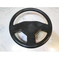 "Teleflex 3 Spoke 3/4"" Tapered Shaft Marine Boat Steering Wheel 13"""