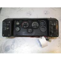 1989 Glastron G-170 Boat Dash Panel Instrument Cluster Gauges Switches