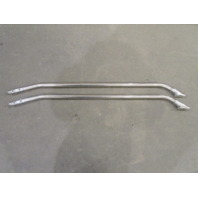 """1989 Glastron G-170 Boat Stainless Steel Grab Bow Rail Railing Set 37"""""""