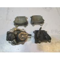 FA411222 FA686431 817870A1 Force 25-125 HP Transfer Port Fuel Cover & Pump 89-92