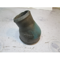 908716 OMC Stringer Stern Drive Exhaust Elbow Adapter Ford V8