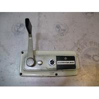 Vintage Chrysler Force Marine Boat Outboard Remote Control Throttle Shift Box