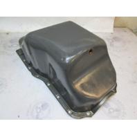 0313647 OMC Stringer OR Cobra 2.5 3.0L GM 4 Cyl Stern Drive Oil Pan