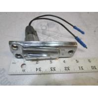 "Stowaway Boat Chrome Stern Anchor Light Plug-In Base 4.5"""