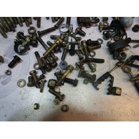 1990 Mercruiser 4.3L 6 Cyl Stern Drive Misc Nuts Bolts Screws Washers Hardware
