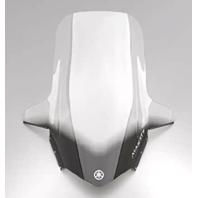 "Yamaha ABA-5RU03-10-00 Touring Tall Windscreen for Yamaha Majesty Windshield 30"""