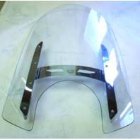 5S6-Y283P-00-00 Yamaha VSTAR XVS1300 Tall Wind Shield Screen Assembly