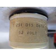 "1251015067A Chaparral VDO Marine Fuel 2"" Gauge"
