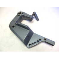 6H4-43112-04-EK Yamaha Outboard STBD Bracket Clamp 30 & 40 HP 1985-1994