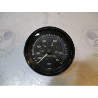 1115015046A Chaparral VDO Marine Pitot Tube Speedometer 75MPH 3 1/2""