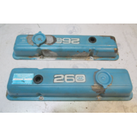 0464677 OMC Chevy V8 Cylinder Head Valve Covers 185-260Hp