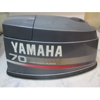 6H3-42610-60-4D Yamaha Outboard  70 HP Engine Cover Hood Cowling