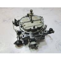 4 Barrel Carburetor OMC Stern Drive 5.0 5.7 V8 Carb Rochester Quadajet 982223