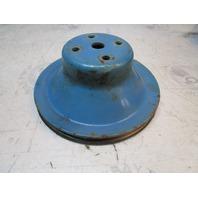0383932 OMC Cobra Stringer 4 Cyl 3.0 Stern Drive Water Pump Pulley 0384104
