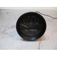 Four Winns Medallion Marine Oil Pressure Gauge