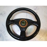 """1995 Celebrity 180 3 Spoke Marine Boat 13.5"""" Steering Wheel 3/4"""" Shaft"""
