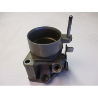 60L-13755-00-00 Yamaha F200 & LF200 Outboards #5 Stbd Side Throttle Body Bottom